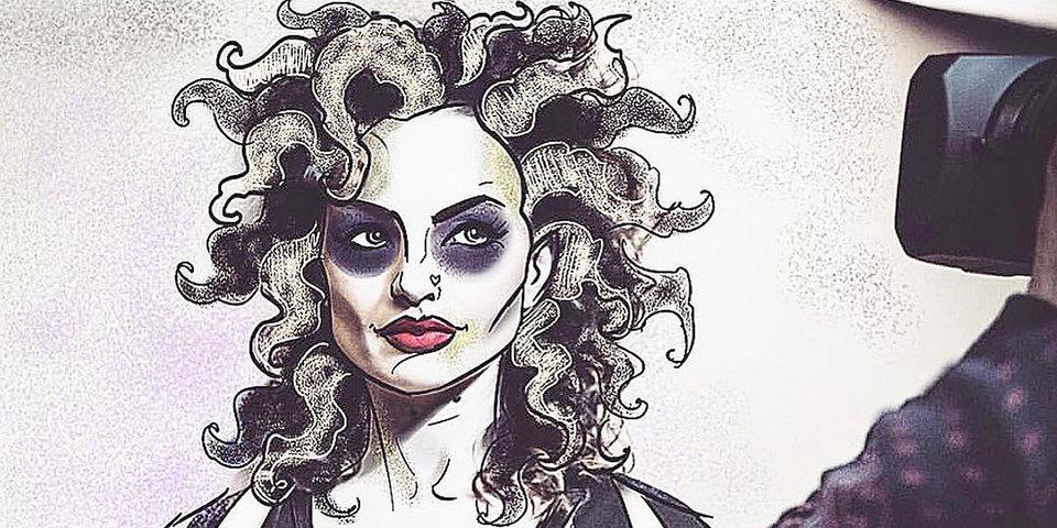 Жены в ложе и зомби-апокалипсис. Интервью с Евгенией Тихоновой