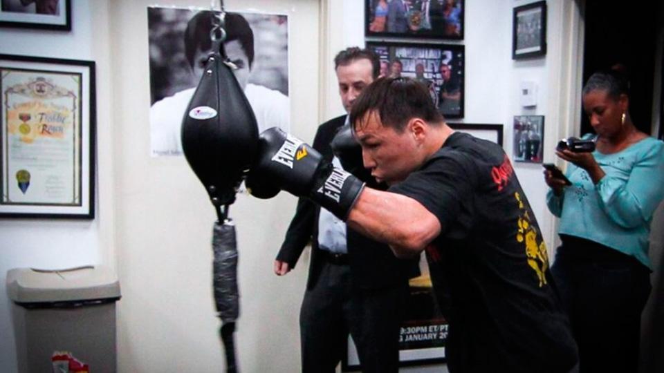 Руслан Проводников: «Я ни от кого не бегаю и готов драться со всеми»