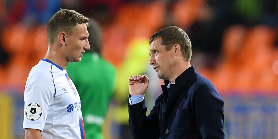 Гончаренко назвал состав ЦСКА на матч с «Ахматом»