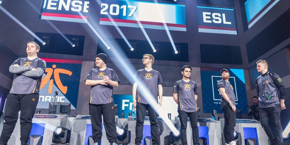 CS:GO: Легенды Boston Major – Fnatic