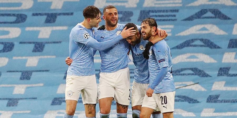 «Манчестер Сити» в большинстве обыграл «ПСЖ» и впервые в истории вышел в финал Лиги чемпионов
