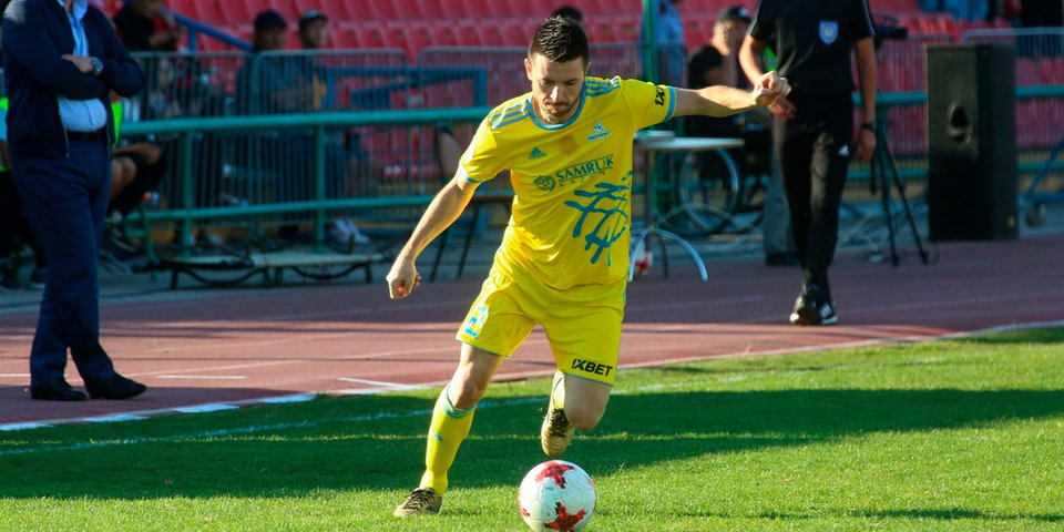 «Астана» победила «Ренн» и возглавила группу К