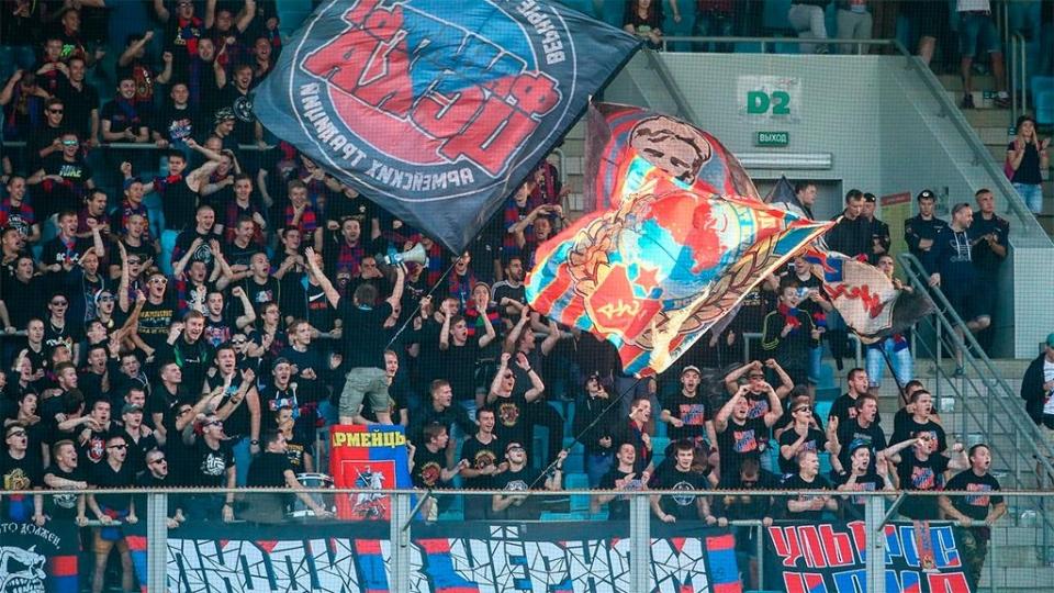ЦСКА реализовал все билеты на домашние матчи Лиги чемпионов