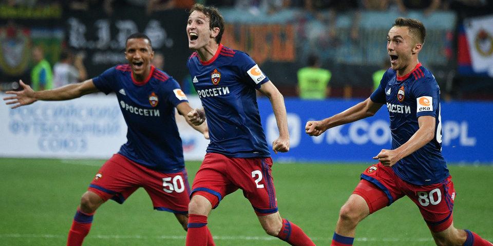 Родриго Бекао: «Счастлив, что могу выступать на таком стадионе, как «Лужники»