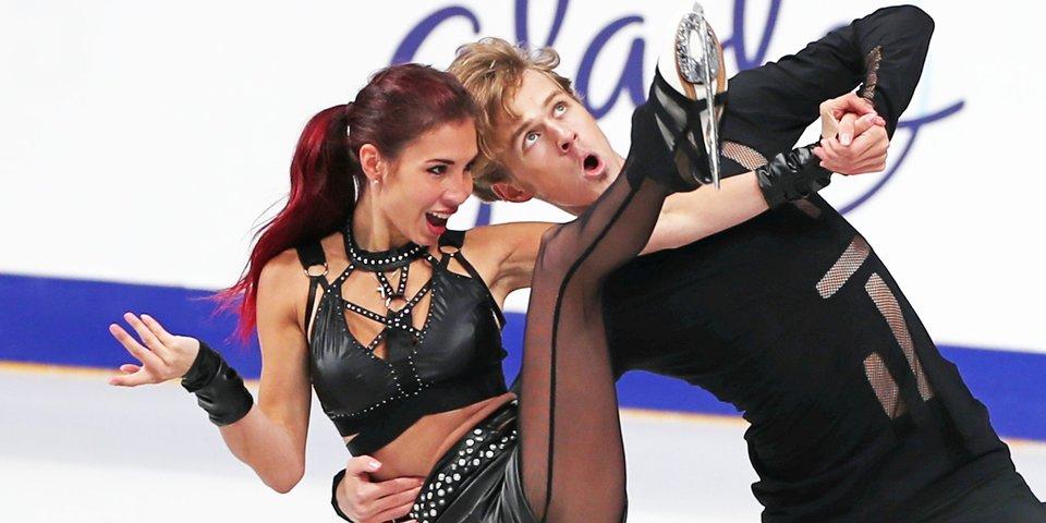 Дэвис —  Смолкин получили рекордные баллы в США. В российских танцах на льду может смениться лидер?