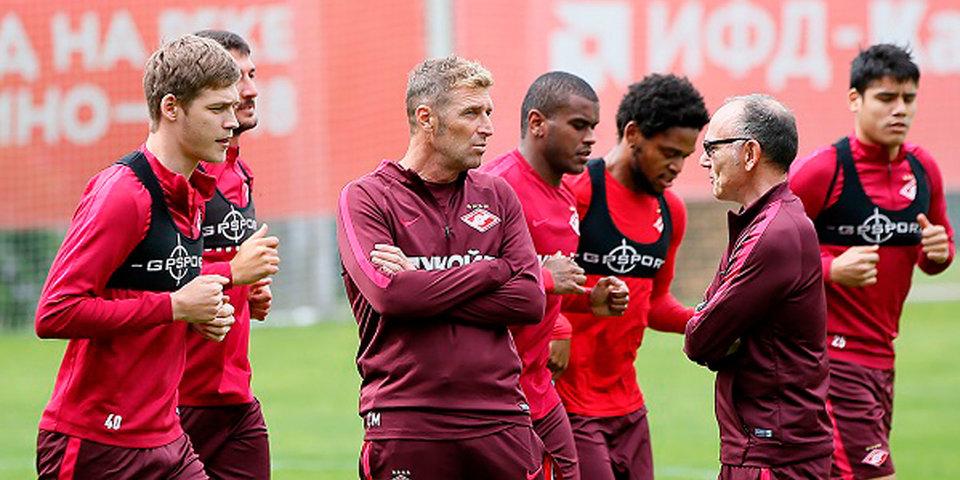 «В «Спартаке» команда существует отдельно от клуба». Эксклюзивное интервью бывшего помощника Карреры