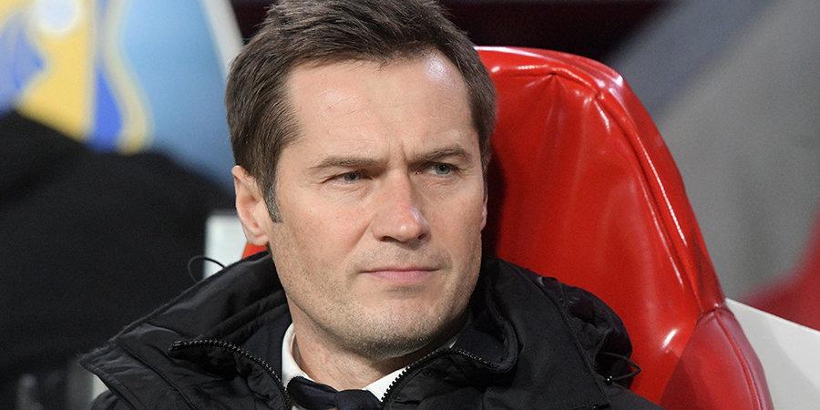 Дмитрий Кириченко: «Ситуация у ЦСКА достаточно рабочая и в Лиге Европы, и во внутреннем первенстве»