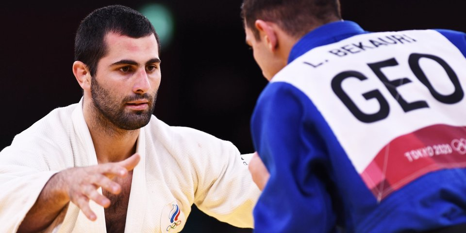 Дзюдоист Игольников проиграл в схватке за бронзу на Олимпиаде в Токио