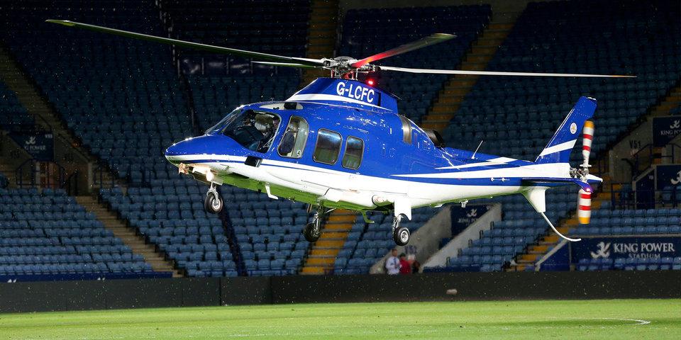 СМИ узнали причину крушения вертолета владельца «Лестера»