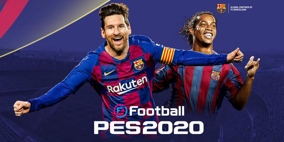 Pro Evolution Soccer 2020 стал официальной игрой Евро-2020