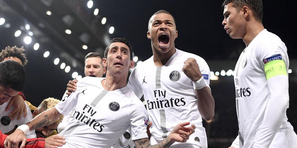 «ПСЖ» досрочно стал чемпионом Франции после осечки «Лилля»