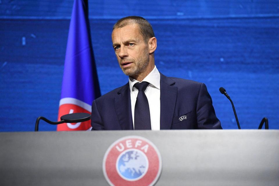 Президент УЕФА Чеферин оценил идею проведения ЧМ каждые два года