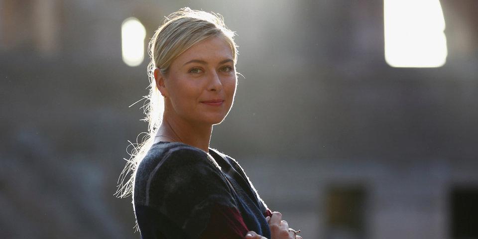 Мария Шарапова расскажет главное в эфире «Матч ТВ»