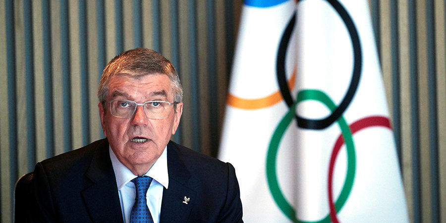 Глава МОК: «Российские спортсмены имеют полное право выступать на Олимпиаде в Токио»