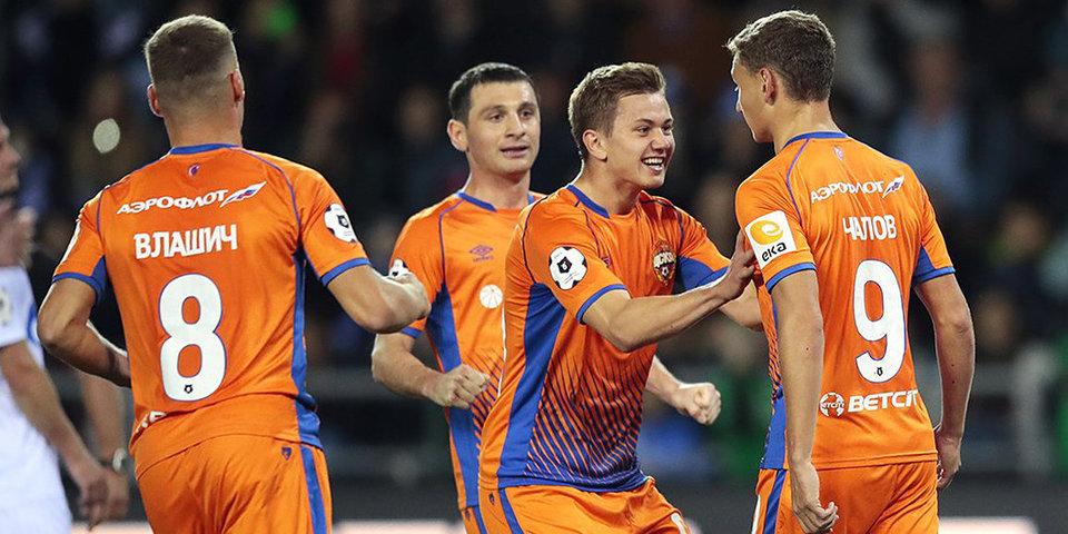 Никита Чернов: «Игроки ЦСКА по-хорошему дерзкие и намерены завоевать первое место»