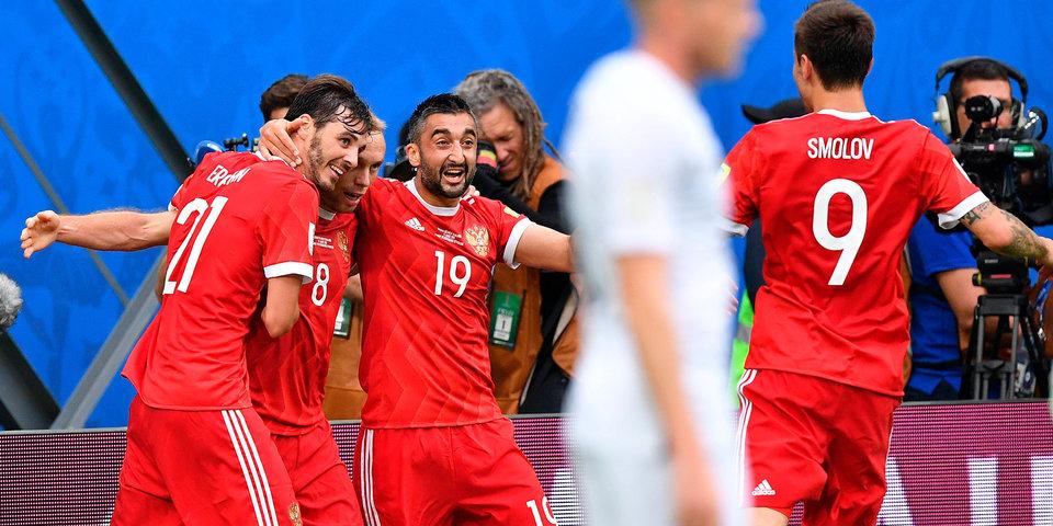 «Сейчас хочется пить, о Португалии подумаем завтра». Сборная — о победе над Новой Зеландией