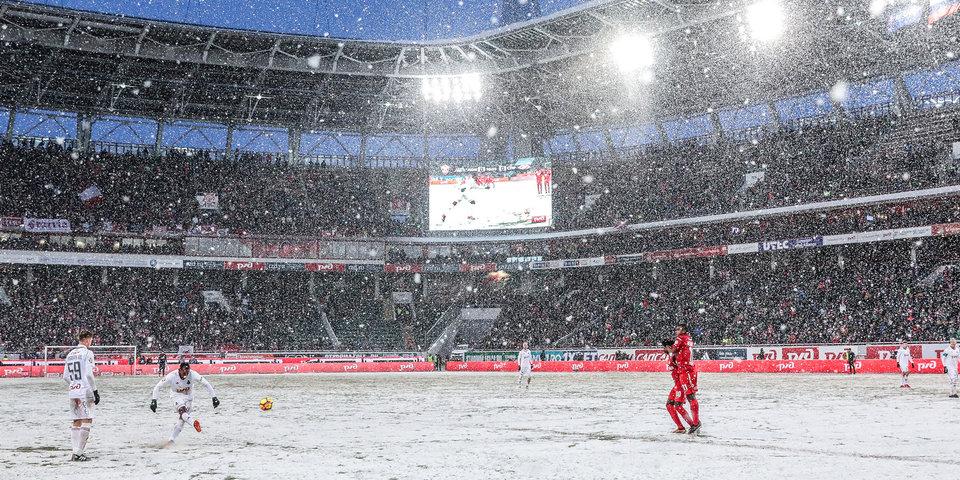«Локомотив» и «Спартак» суммарно оштрафованы на 700 тысяч