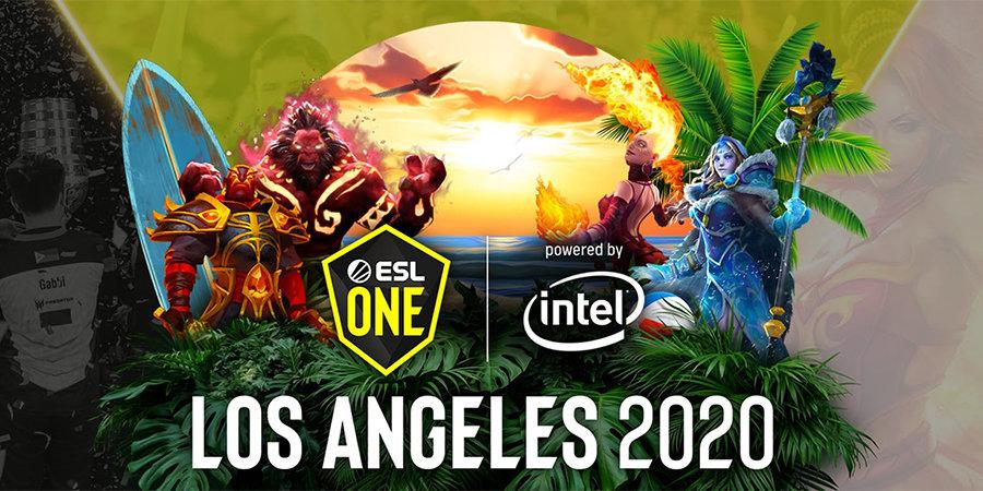 Virtus.pro выиграла ESL One Los Angeles по Dota 2. Результаты онлайн-турнира