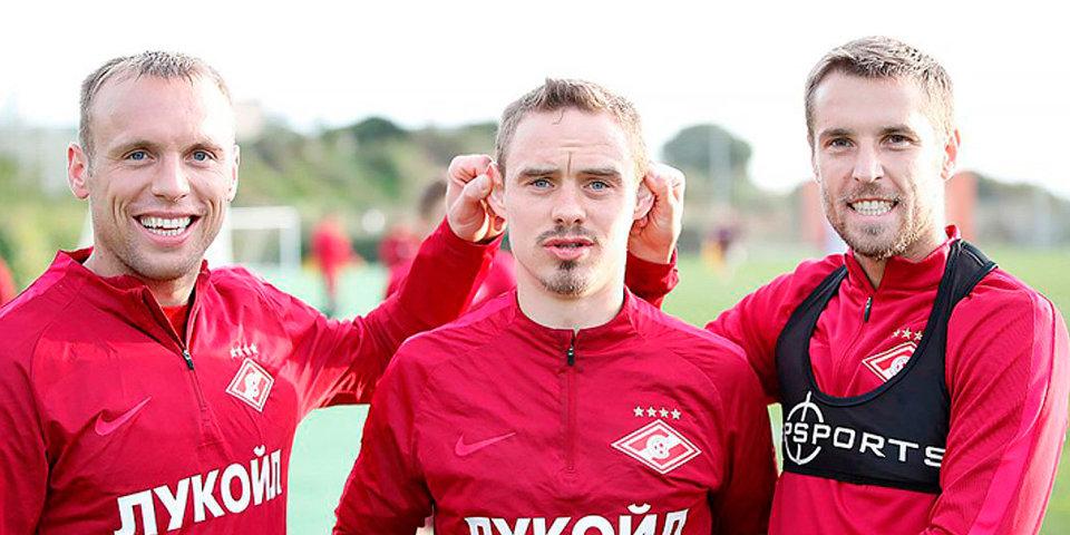 Андрей Ещенко: «Мне бы хотелось как можно дольше играть в «Спартаке»