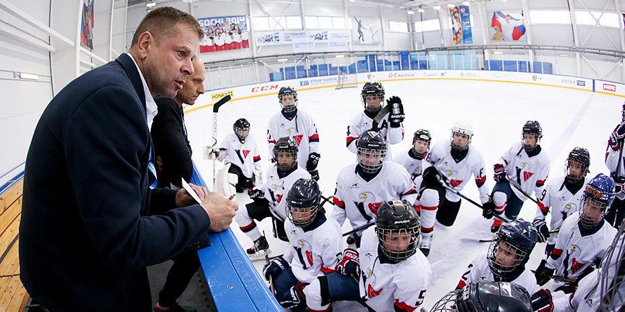 Как тренируют юных хоккеистов за рубежом? Объясняем на примерах из Китая, Финляндии и Германии