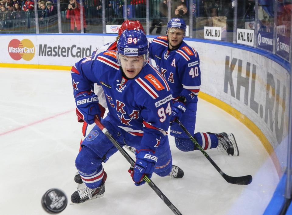 Александр Барабанов: «После игры с канадцами эмоций вообще не было»