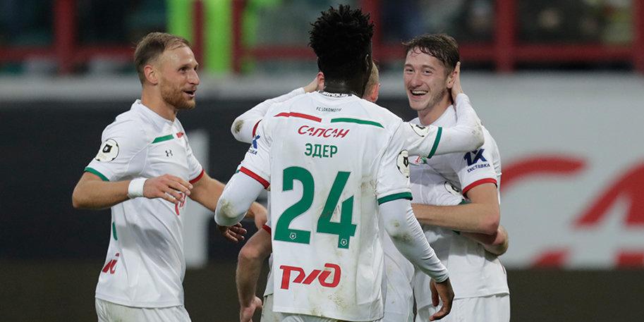Антон Миранчук – лучший в «Локомотиве» прямо сейчас. Он забивает в 4 играх подряд