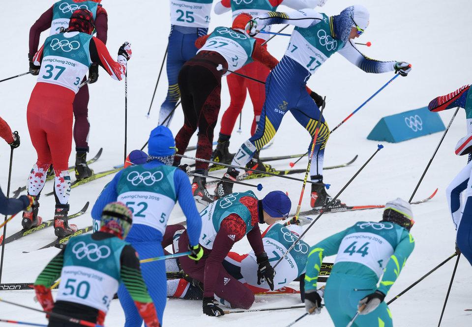 Денис Спицов: «Если бы не падение на старте, мог быть повыше»