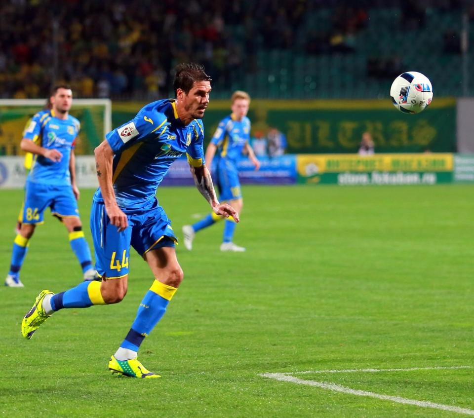 Сесар Навас может вернуться в «Ростов»