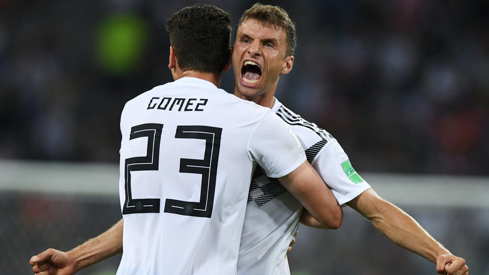Кличко поздравил сборную Германии с триумфом воли на ЧМ-2018