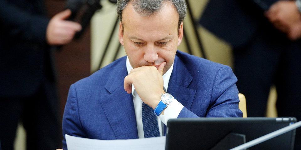 Аркадий Дворкович: «Считаю, что введение паспорта болельщика в России необходимо»