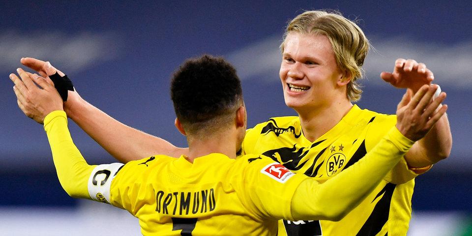 Дортмундская «Боруссия» — лидер среди клубов топ-5 лиг Европы по доверию молодым игрокам