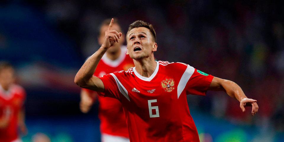 Черышев, Головин и Фернандес еще могут присоединиться к сборной России