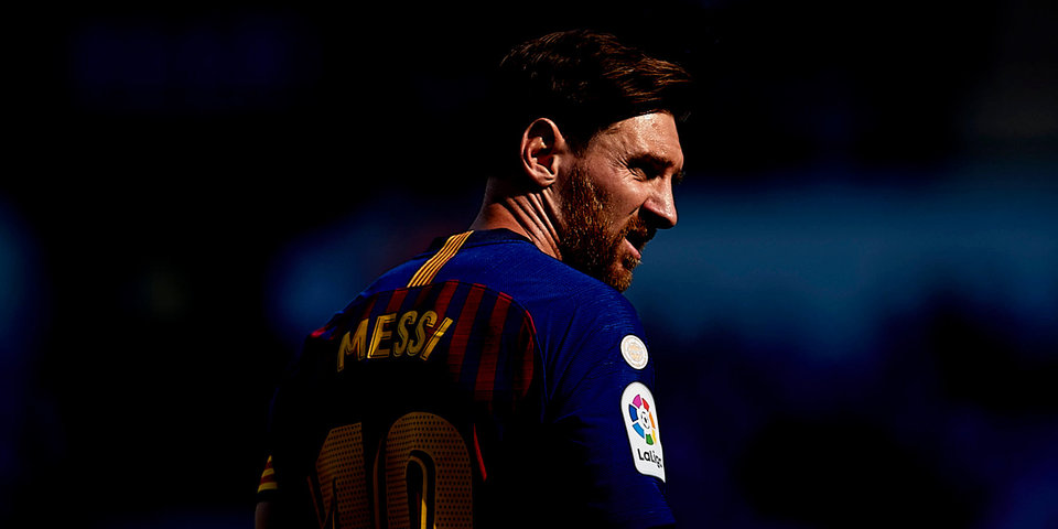 Месси прокомментировал безвыигрышную серию «Барселоны»