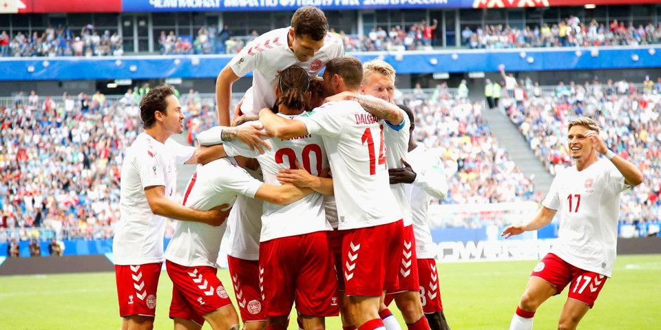 Дания – Австралия 1:1. Голы и лучшие моменты