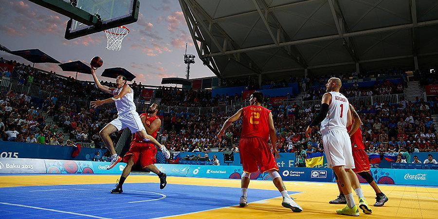 Как смотреть баскетбол 3x3 и все понимать