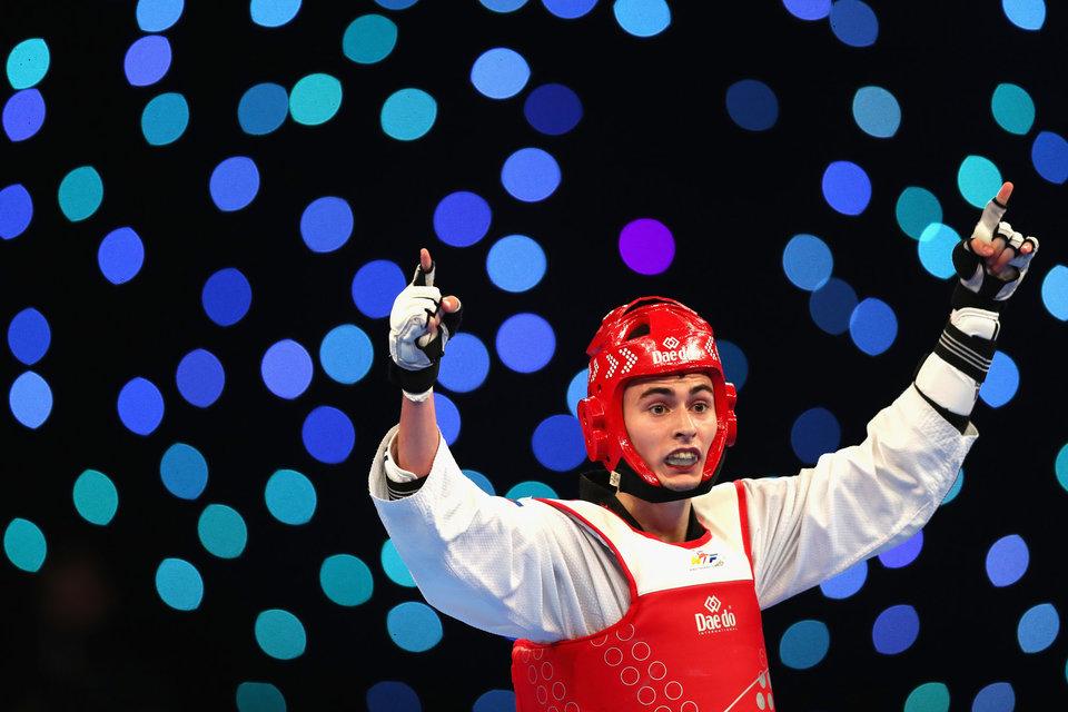 Тхэквондист Артамонов продолжает борьбу за медаль ОИ