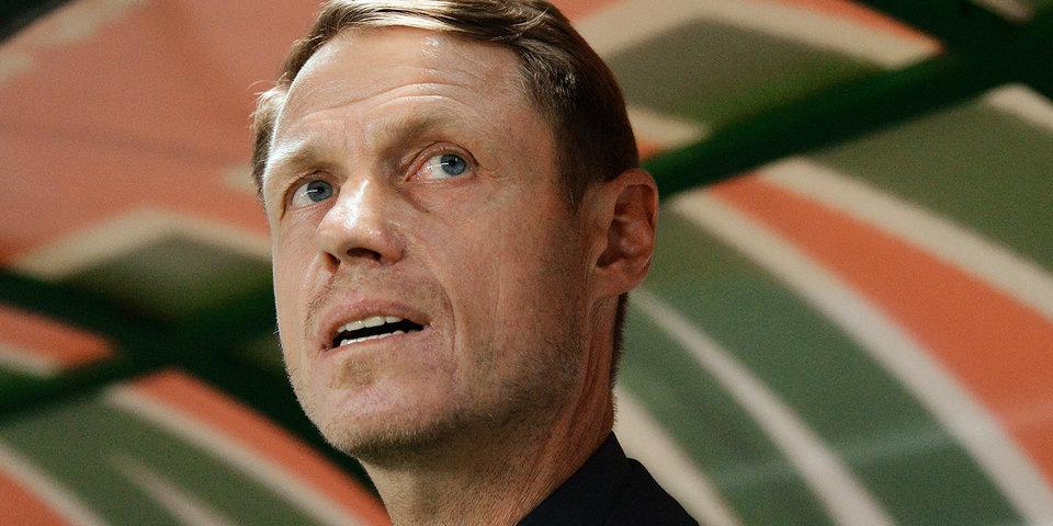 Олег Кононов: «Мне нужно три месяца, чтобы поставить свой футбол»