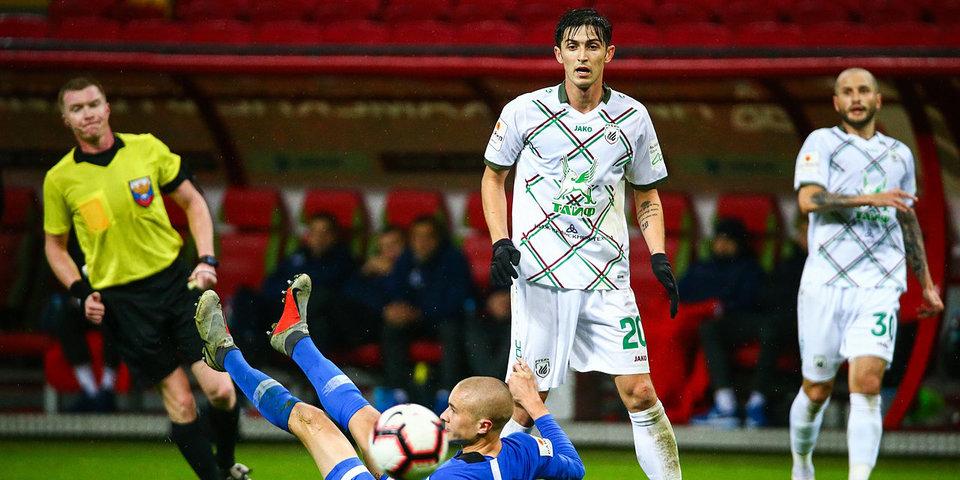 Азмун вывел «Рубин» в 1/4 Кубка России. Видео гола иранца и других моментов матча