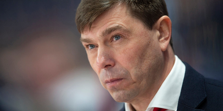 Кудашов объяснил, почему выпустил Самонова в стартовом составе