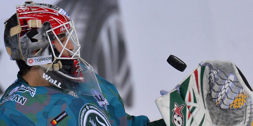 4 клуба НХЛ интересуются вратарем «Ак Барса»