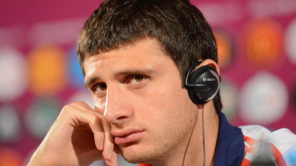 Алан Дзагоев: «Возможно, получится сыграть на ЧМ, если выйдем в плей-офф»