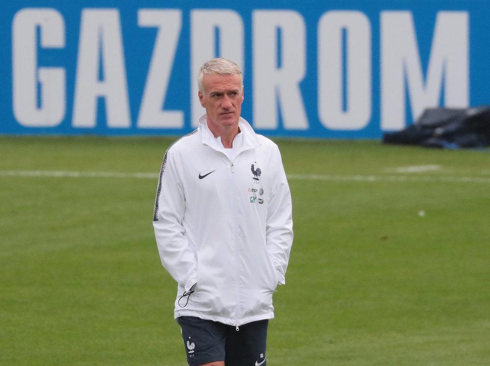 Дешам стал рекордсменом по числу матчей на посту главного тренера сборной Франции