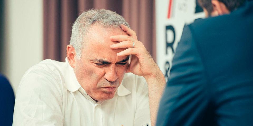Каспаров не планирует играть после Сент-Луиса и перечислит призовые на развитие шахмат в Африке