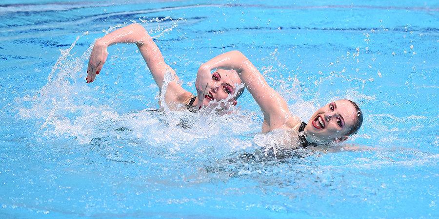 Колесниченко и Ромашина — в финале в технической программе на ЧМ
