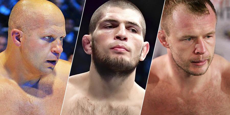 Федор, Хабиб и Шлеменко теперь соперники. Как это получилось?