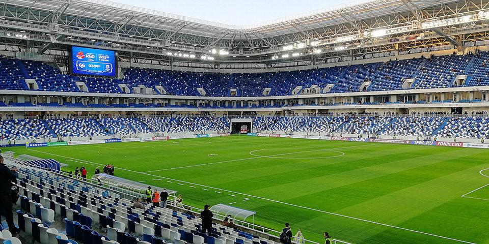 Самый проблемный стадион ЧМ-2018. Теперь он выглядит потрясающе