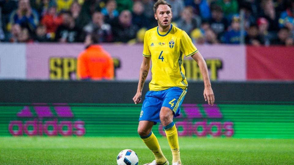 Покер Берга и дубль Гранквиста помогли Швеции разгромить Люксембург