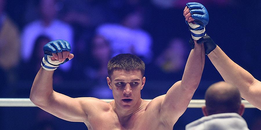 Вадим Немков: «С Джонсоном был бы более громкий бой, литовца особо никто не знает»