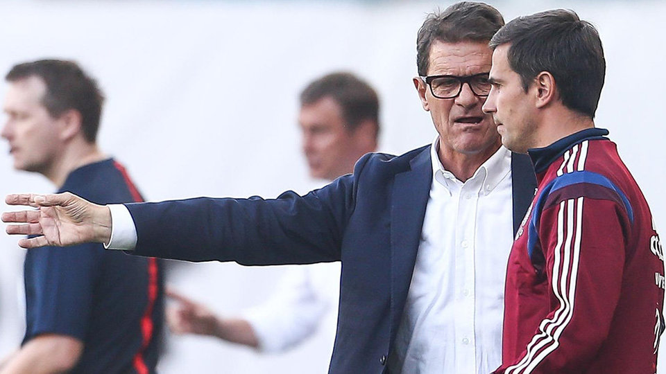 Симутенков будет помощником нового главного тренера «Зенита»