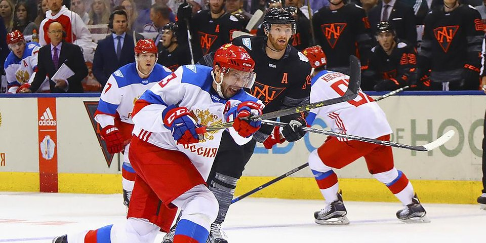 Кузнецов обыгрывает троих и забивает, Бобровский отражает 43 броска – и другие факты о победе сборной России